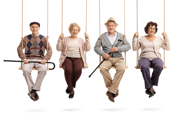 Besuche im Seniorenheim: Regeln gelockert - St. Johann im